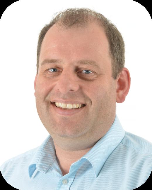 Flexvirtual medewerker Peter Oudman